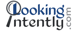 Looking Intently Logo